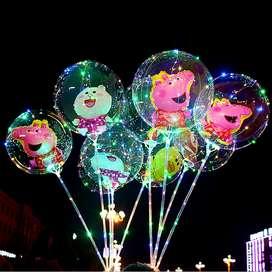 Balon foil Mini karakter / balon foil Mini
