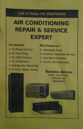 Air conditioning repair and service expert