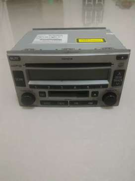 Tipe original cd avanza tipe s