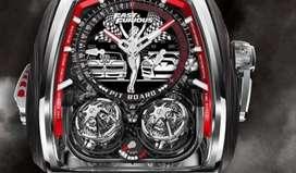 Di jual jam tangan face and fhase  jam booming dan trendy