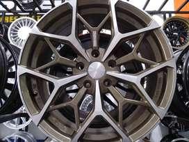 Ready Stock Velg Mobil Harier, Candis dll Ring 18 HSR Wheel MYTH BRZMF