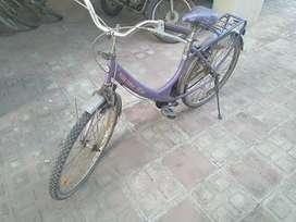 Rare used bicycle