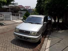 Kijang minibus LGX Diesel