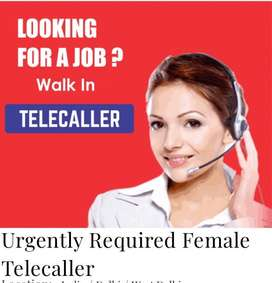Telecaller for Tamil, Telegu, Gujrati language