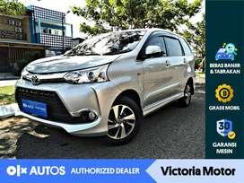 [OLX Autos] Toyota Avanza 1.5 Veloz Bensin A/T 2018 Silver