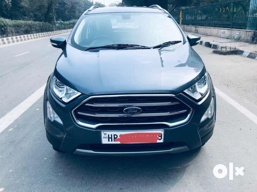 Ford Ecosport EcoSport Titanium 1.5 Ti VCT Automatic BE, 2019, Petro.. 0