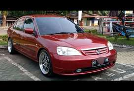 Honda civic 2002. NEGOtipis