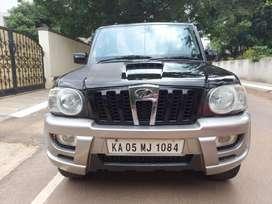 Mahindra Scorpio 2009-2014 VLX 2WD BSIV, 2010, Diesel