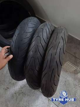USED SPORTS BIKE TYRES AT BEST DEALS