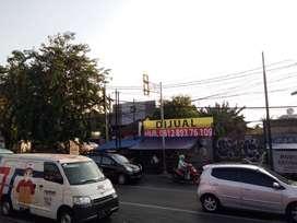 Dijual Tanah Kavling Persegi di Jalan Otista Raya