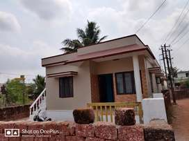 """Beautiful house with 3.5"""" water borewell,"""