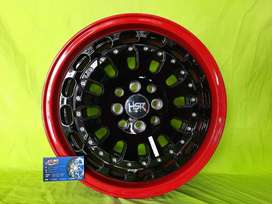 Model terbaru velg hsr really jd734 ring 16 Yaris,Avanza,Brio,Swift