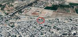 Commercial Plot for Sale @ Fresh Point Quetta.