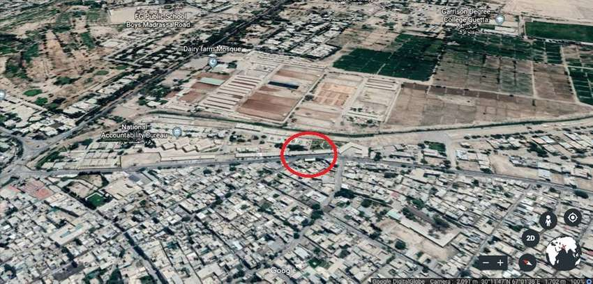 Commercial Plot for Sale @ Fresh Point Quetta. 0