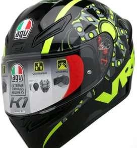 AGV K1 Top Flavum 46 Helm Full Face
