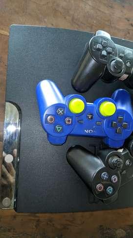 PS3 SLIM 250GB STIK 3 BUAH