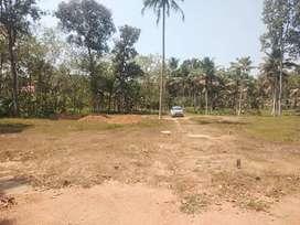 22, 15, 15, 7 Cents House plots in Kurumpandaom, Changanacherry