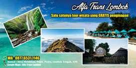 Jasa Wisata Lombok, Tour & Travel, Antar Jemput Bandara, Sewa Mobil