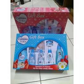 Cussons gift set box