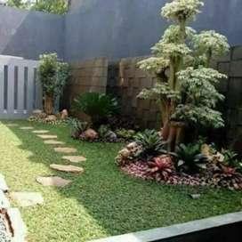 Tukang taman depok taman minimalis depok taman murah depok