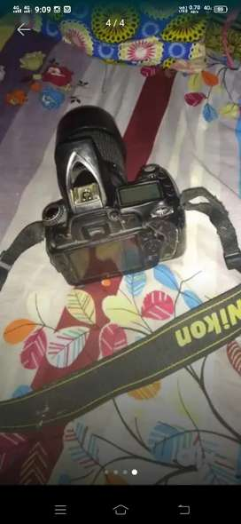 Nikon D90 70. 300 mm lens