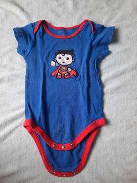 Baju bayi dari umur 3-12