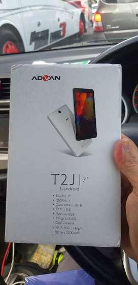 Tablet advan T2J layar 7 in