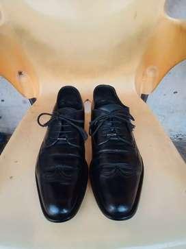 Sepatu Aigner italy original