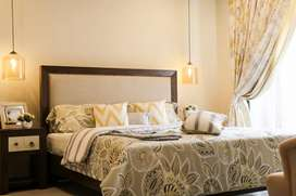 Two bed executive class luxurious furnish flate for Rent in bahria