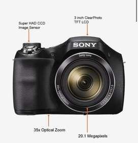 Sony cybershot new condition camera