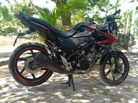 Dijual motor cb150r old  harga net