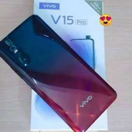 I want to sell vivo v15 pro Ruby Red 128GB 7 month Old Well Condition