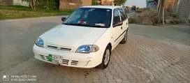 Parking covers for suzuki cultus old modal
