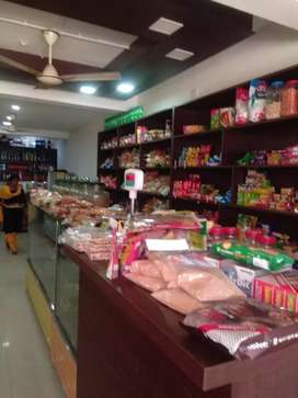 Well Running Bakery & Juice Stall 9895886two50