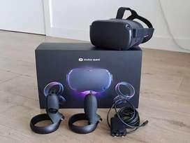 Oculus quest 64GB VR Game Bekas