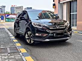 Honda CRV Prestige 2015 / Facelift / Sunroof / rawata Honda / Termurah