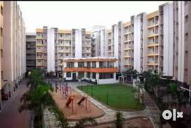 1 BHK FLAT WITH COVERED CAR PARKING
