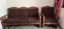 Sofa and Table Set