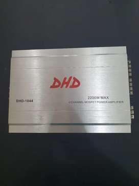 Power 4 Channel Merek Dhd