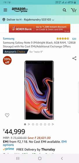 Galaxy Note 9 just used 15 days