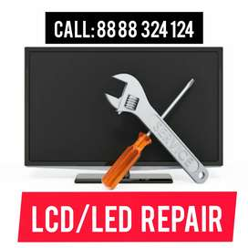 All Types Tv Repair LCD LED AND CRT PLASMA