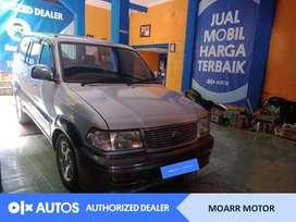 [OLX Autos] Toyota Kijang 2.0 Krista Bensin MT 2001 Silver #Moarr Moto