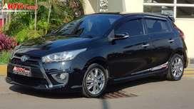 Toyota New Yaris 1.5 TRD Sportivo AT  2016 Jrg Pkai LikeNew