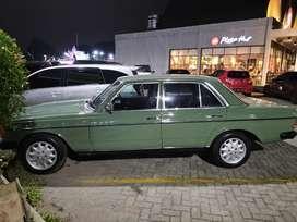 Mercedez Benz W123