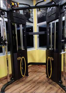 The Club Gym setup Only Rs, 3,50,000/-