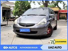 [OLXAD] Honda JAZZ 1.5 i-DSI Bensin 2008 AT Abu-Abu #PartnerTerpercaya