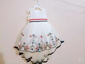 Branded frock for 2-3 year girl