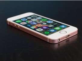 iPhone SE 32gb Sliver