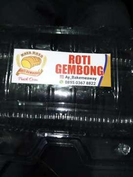 Stiker label kemasan murah meriah