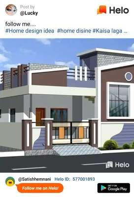 anjushree ke opposite 30×50 luxury house